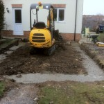 1.Foundations in, side extension, Over
