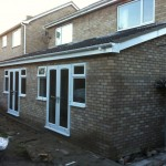 7.Rear extension, near complete, Over