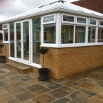 Conservatory and patio areas 2, Haddenham